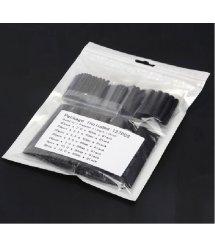 Комплект термоусадочной трубки диаметром: 2,0 мм, 2,5 мм, 3,5 мм, 5,0мм, 7.0мм,10.0мм, 13.0мм раб. темп.: от -50 ° C до + 125 °