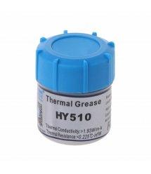 Паста термопроводная HY-510 15g, банка, Grey, 1,93W / m-K, 0.225°C-in² / W, -30°≈280°, OEM Q40