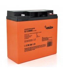 Аккумуляторная батарея MERLION GL1220M5 12 V 20 Ah ( 180 x 78 x 165 (168) ) 5,5 кг Q4