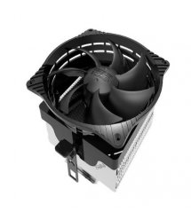 Кулер процессорный Pccooler V1 для AMD AM2 / 3 / 4 FM1 / 2 Intel 775 / 1151 / 1150 / 1156 / 1155, 3-pin, RPM 2000±10%, BOX