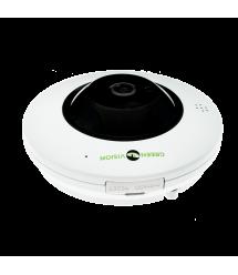 WI-FI камера для внутренней установки GreenVision GV-075-IP-ME-DIА20-20 (360) POE