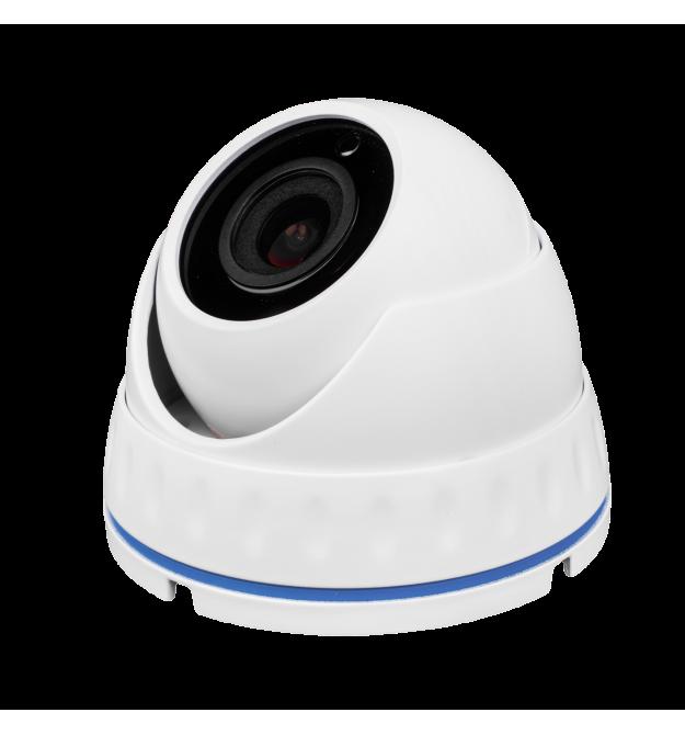 Гибридная Антивандальная AHD камера GV-083-GHD-H-DOS20-20 1080Р
