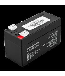 Аккумулятор кислотный AGM LogicPower LPM 12 - 1.3 AH