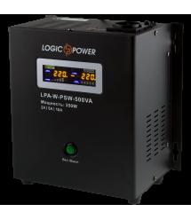 ИБП Logicpower LPA- W - PSW-500VA (350Вт) 2A/5A/10A с правильной синусоидой 12В