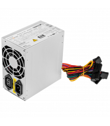 Блок питания LogicPower ATX 400W, fan 8см, 2 SATA