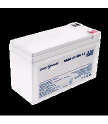 Аккумулятор мультигелевый AGM LogicPower LP-MG 12 - 9 AH SILVER