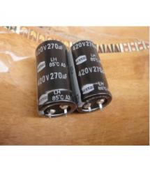 Конденсатор TEAPO 420V270UF
