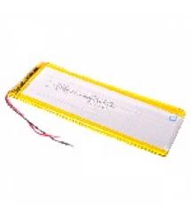 Литий-полимерный аккумулятор 3*53*140mm (Li-ion 3.7В 4000мА&ampmiddotч)