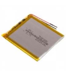 Литий-полимерный аккумулятор 3*63*65mm (Li-ion 3.7В 2500мА&ampmiddotч)
