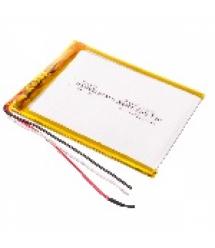 Литий-полимерный аккумулятор 3*70*80mm (Li-ion 3.7В 3000мА&ampmiddotч)