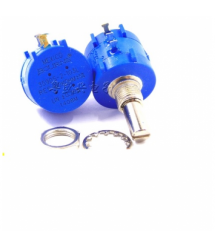 Многооборотный прецезионный проволочный потенциометр 3590S-2-104L, 10 штук в упаковке, цена за штуку
