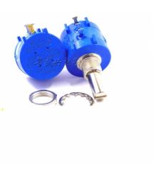 Многооборотный прецезионный проволочный потенциометр 3590S-2-501L, 10 штук в упаковке, цена за штуку