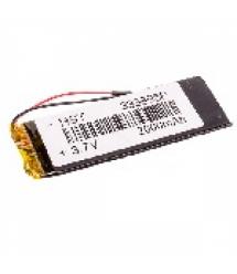 Литий-полимерный аккумулятор 3.1*42*96mm 3,7V