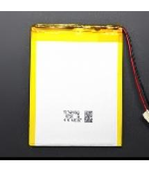 Литий-полимерный аккумулятор 3.4*80*102mm (Li-ion 3.7В 4000мА&ampmiddotч)