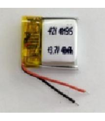 Литий-полимерный аккумулятор 4*15*17mm (Li-ion 3.7В 180мАч)