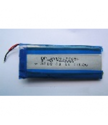 Литий-полимерный аккумулятор 4*28*65mm (Li-ion 3.7В 700мАч)
