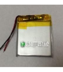 Литий-полимерный аккумулятор 4*45*55mm 3,7V