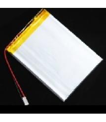 Литий-полимерный аккумулятор 4*50*80mm (Li-ion 3.7В 2500мАч)