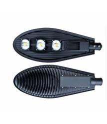 Уличный LED-фонарь Yufite, 80W, IP65, 6000K, угол рассеивания 120°, Black