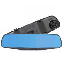 Зеркало с видеорегистратором 1080P HD с антибликовым покрытием, угол обзора 120