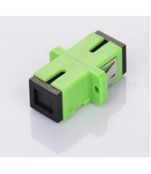Адаптер оптический Соединение SC / APC-SC / APC SIMPLEX, в пачке по 50 штук Q50