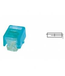 Скотч-лок изолированный с гелем тип К4 (100шт) Q100, Blue