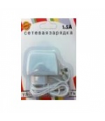 СЗУ Noname 220V-Lighting IPhone 5 - 6 - 7, 8W, 1.5A White, Blister