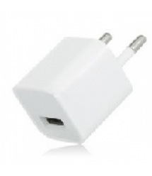 СЗУ VD05 220V-USB, 100-240V, 5W, 5-5.5V 1A, White, OEM