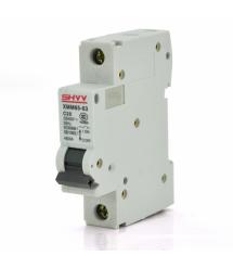 Автоматический выключатель SHYY C65 1PC20