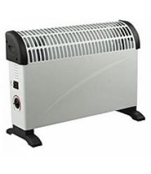 Конвектор электрический EL001F, 2000Вт, Вентилятор