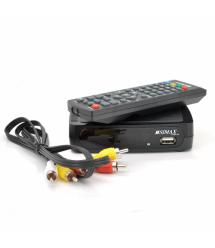 Ресивер (тюнер) IPTV DVB-T2 SIMAX GREEN HDTR871F2