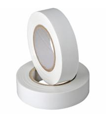 Изолента Ninja 0,15мм*18мм*10м (белая), диапазон рабочих температур: от - 10°С до + 80°С, высокое качество!!! 10 шт. в упаковке,