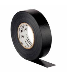 Изолента 3M 0,15мм*18мм*20м (черная), диапазон рабочих температур: от - 10С до