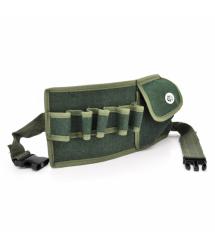 Сумка для монтажных инструментов Rongkai на пояс, зеленая