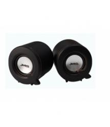 Колонки 2.0 JEDEL JD-S617 / G101A USB+3.5mm, 2x3W, 90Hz- 20KHz, с регулятором громкости, Black, BOX, Q72