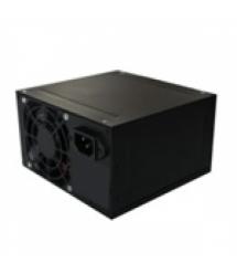 Блок питания Merlion 400W 8cm Black + кабель питания, 10шт в коробке, ОЕМ, (172х390х481мм)
