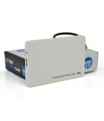 """Карман 2,5""""корпус пластик ,интерфейс USB3.0 SATA, White"""