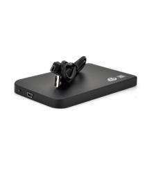 """Карман 2,5""""корпус металл ,интерфейс USB2.0 / SATA , Black"""
