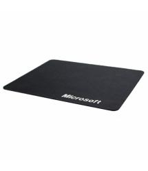 Коврик 180*220 тканевой Microsoft, толщина 2 мм, цвет Black, Пакет