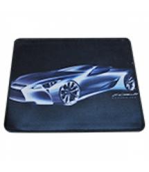 Коврик 290*240 тканевой Автомобили (в ассортименте), толщина 1,6 мм, цвет MIX, Пакет