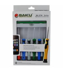 Набор инструментов BAKKU BK-8700 (for Nokia,Apple,Samsung)