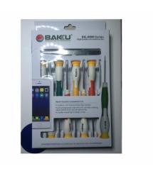 Набор инструментов BAKKU BK-8800 ( 8 отверток, пинцет изогнутый и прямой)