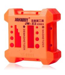 Магнит для отверток JM-X2, green
