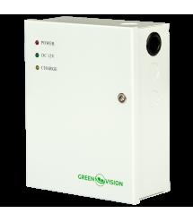 Блок бесперебойного питания Green Vision GV-001-UPS-A-1201-3A