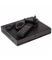 Видеорегистратор для гибридных, AHD и IP камер GREEN VISION GV-A-S033/08 1080N