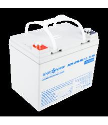 Аккумулятор мультигелевый AGM LogicPower LPM-MG 12 - 33 AH