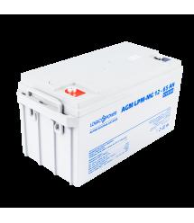Аккумулятор мультигелевый AGM LogicPower LPM-MG 12 - 65 AH