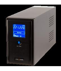 ИБП линейно-интерактивный LogicPower LPM-UL1550VA