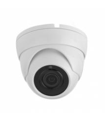 1MP камера купольная корпус пластик AHD / HDCVI / HDTVI / Analog 720Р MERLION(обьектив 3.6мм / ИК подсветка 20м)