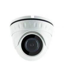 2MP камера купольная корпус металл AHD / HDCVI / HDTVI / Analog (1920*1080P MERLION(обьектив 3.6мм / ИК подсветка 20м)
